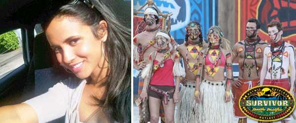 Monica Padilla on Ozzy's Big Move on Survivor South Pacific