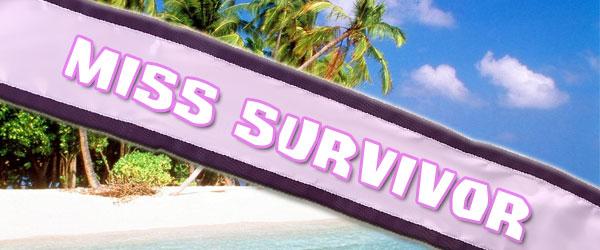 Rob Has a Website's Miss Survivor Competition