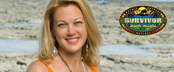 Survivor South Pacific's Christine Markoski