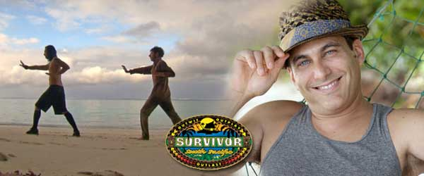 Survivor Jonathan Penner on John Cochran getting voted out of Survivor South Pacific