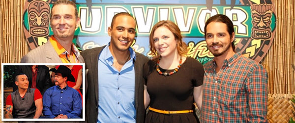 Interviews with Survivor South Pacific winner Sophie Clarke, Coach Ben Wade, Ozzy Lusth, Albert Destrade, Brandon Hantz and Rick Nelson