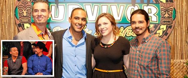 Interviews with Survivor South Pacific winner Sophie Clarke, Coach Ben Wade, Ozzy Lusth, Albert Destrade, Brandon Hantz and Rick Nelson