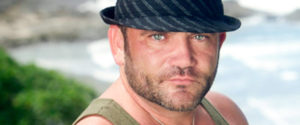 Star of Survivor and A & E's Flipped Off, Russell Hantz