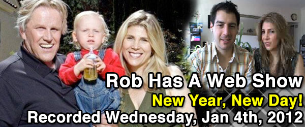 Rob Cesternino and Nicole talk Gary Busey on Celebrity Wife Swap