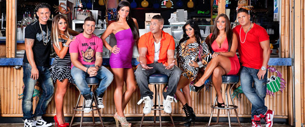 The Jersey Shore Cast for Jersey Shore season 5