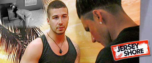 Vinny is quitting the Jersey Shore