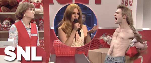 Rob Cesternino talks about Danielle Radcliffe hosting SNL with musical guest Lana Del Rey