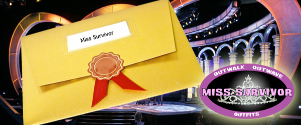 The Miss Survivor Pagaent Top 3 Results Show