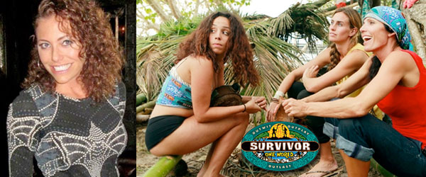 Survivor's Queen of Mean is Back! (Picture Courtesy of CBS)