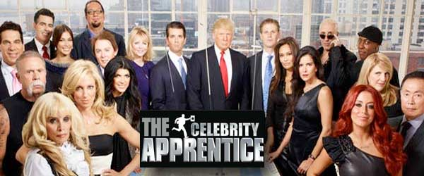 Podcasting about Donald Trump and the 2012 Cast of Celebrity Apprentice