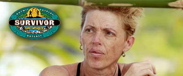 Survivor One World Nina Acosta speaks about the women's tribe