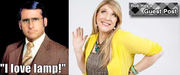 Why I Love Lisa Lampanelli on Celebrity Apprentice