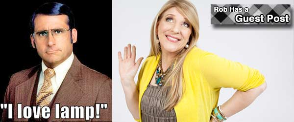 Why I Love Lisa Lampanelli on Celebrity Apprentice