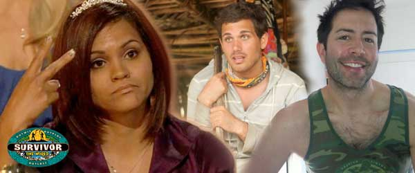 Sandra Diaz-Twine and Coby Archa discuss Colton Cumbie and the cast of Survivor: One World