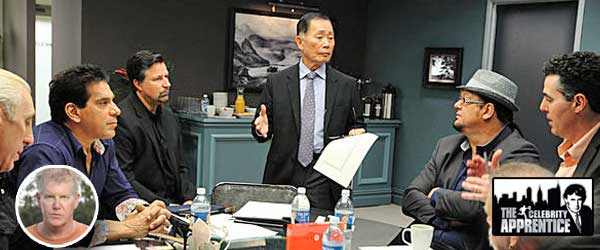 Randy Bailey discusses the firing of George Takei on Celebrity Apprentice