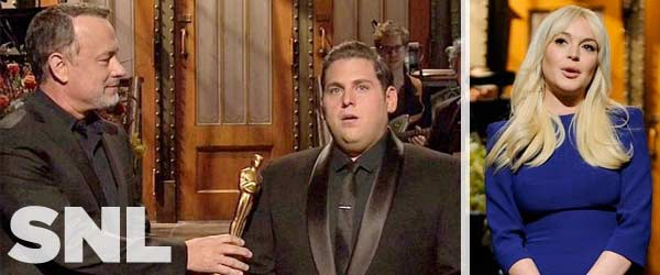 Breakind down the last two weeks of SNL hosted by Jonah Hill and Lindsay Lohan