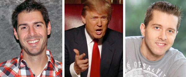 Rob Cesternino talks about the Donald Trump's latest firing on Celebrity Apprentice with Matt Hoffman from Big Brother