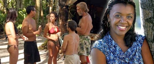 Vecepia Towery Robinson on what's in store for the Survivor One World cast without Colton