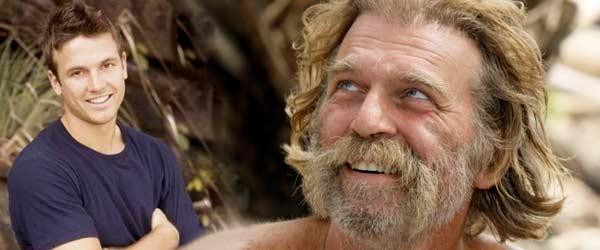 Aras baskauskas on the Tarzan underwear incident from Survivor