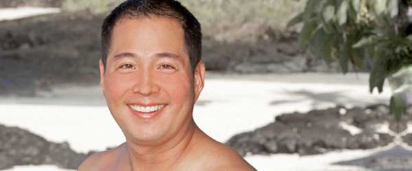 Sushi Chef, Jonas Otsuji from Survivor One World