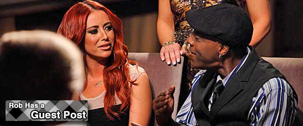 The Meltdown of Arsenio Hall against Aubrey O'Day in the boardroom on Celebrity Apprentice
