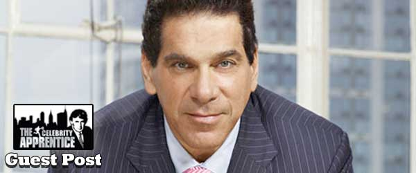 A 110% Fake Interview with Lou Ferrigno