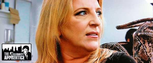 Lisa Lampanelli explodes again on Celebrity Apprentice