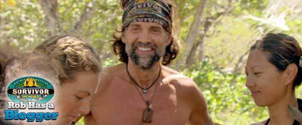 Troyzan has emerged as Richie Glanzer's favorite on Survivor One World