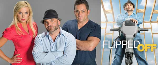 Russell Hantz, Shawn Hantz and Kristen Bredehoeft are the Stars of Flipped Off on A&E