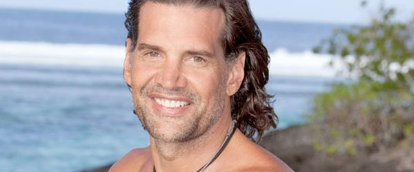 Troy Robertson aka Troyzan from Survivor One World