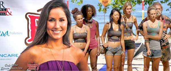 Julie Berry from Survivor Vanuatu on the Final Five Women of Survivor One World