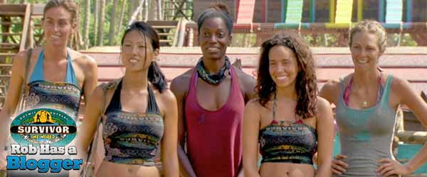 The Survivor One World Final Five