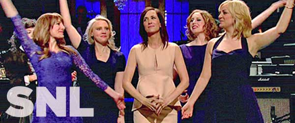 Saying goodbye to Kristen Wiig on SNL