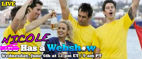 Nicole Cesternino talks about The Bachelorette on Nicole Has a Web Show