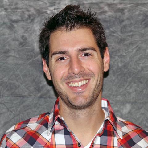 Rob Cesternino, Host of Rob Has a Podcast