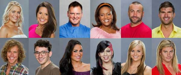 Jenn Arroyo, Joe Arvin, Frank Eudy, Jodi Rollins, Willie Hantz, Wil Heuser, Ashley Iocco, Shane Meaney,  Kara Monaco, Danielle Murphree, JoJo Spatafora, Ian Terry are the new cast of houseguests on Big Brother 14