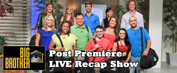 Recapping the premiere of Big Brother 14 which saw returning players Mike Boogie, Dan Gheesling, Janelle and Britney Haynes come back as Coaches