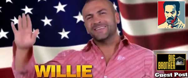 TheeSoopNazee has got to love the Willie Hantz on Big Brother 14