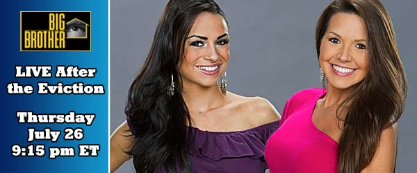 Big Brother 14:  Who was evicted from the Big Brother house?  JoJo or Danielle?