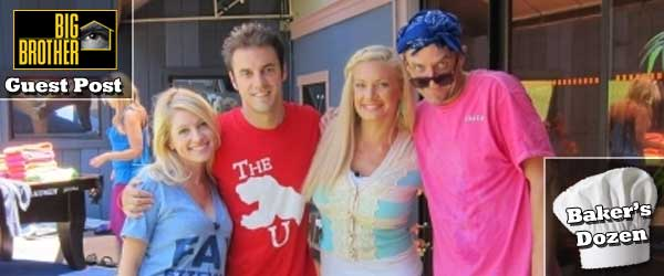 Andy Baker expects the coaches to come back in to the game on Big Brother 14