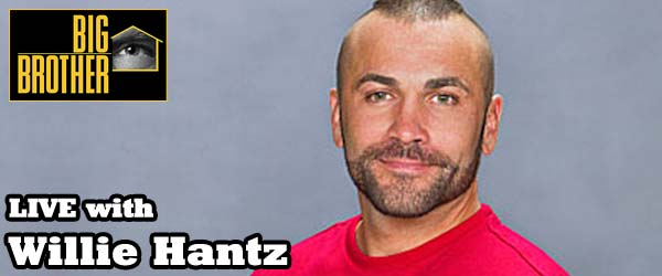 Live interview with Willie Hantz after his eviction from Big Brother 14