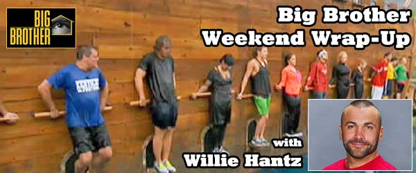Willie Hantz joins Rob to discuss Danielle winning HOH during the Big Brother endurance competition