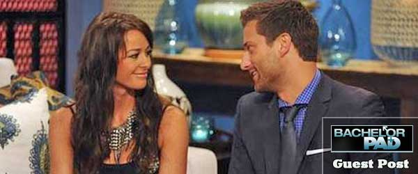 On Bachelor Pad, Chris Bukowski has gotten into a love square with Blakely, Sarah and Jamie