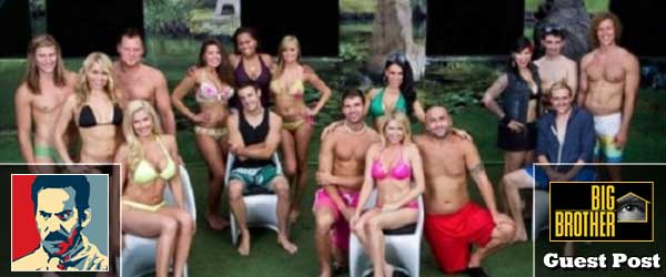 Redrafting the Big Brother 14 Cast