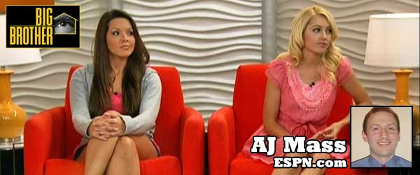 AJ mass discusses Britney Haynes being evicted from the Big Brother 14 house