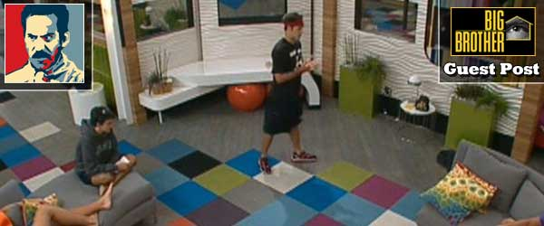 Dan stages his own funeral on Big Brother
