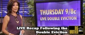 It's a Double Eviction Night in the Big Brother 14 house where anything can happen! #ClownShoes