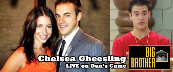 Dan's Wife Chelsea Gheesling Joins Rob to talk about Dan's Game