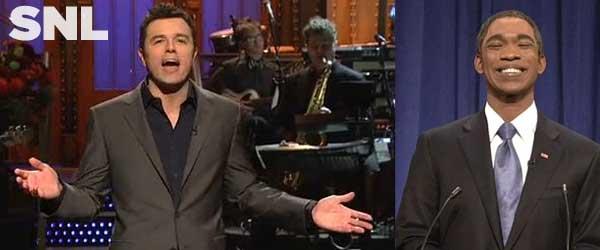 SNL Podcast - Seth Macfarlane hosts the Season Premiere of Saturday Night Live