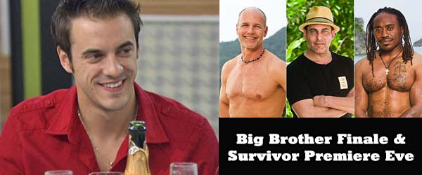 The countdown to the Big Brother Finale and the Survivor Philippines Premiere